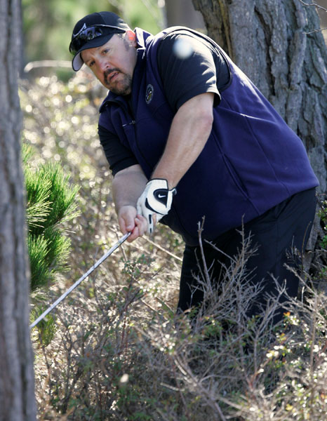King of Queens star Kevin James found some trouble on Thursday.