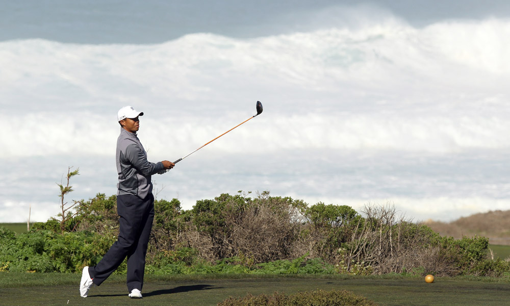 Some of the biggest moments in Tiger's career have come at Pebble Beach.