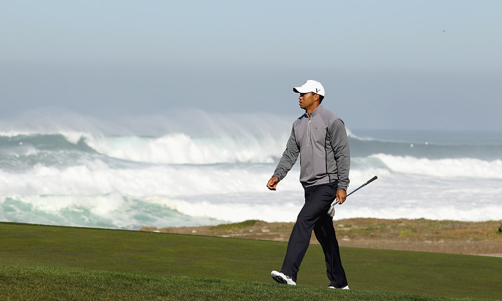 Tiger Woods is preparing for his first appearance at the AT&T Pebble Beach National Pro-Am in a decade.