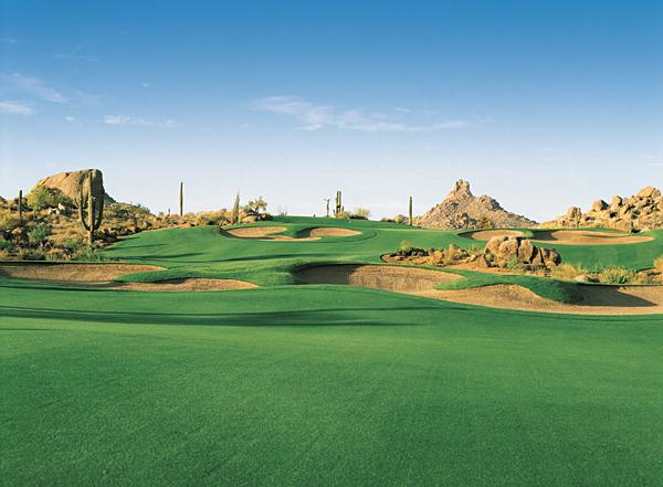 Troon North Golf Club | Scottsdale, Ariz.                           Green fees: $55-$295                           480-585-5300, troonnorthgolf.com
