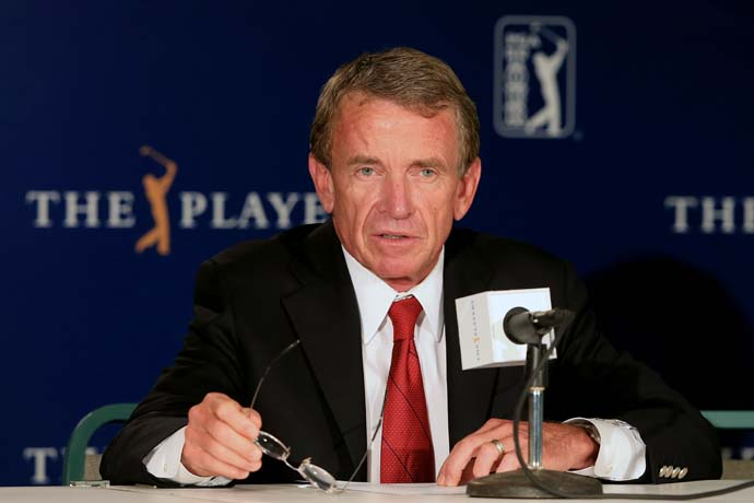 "True or False: The PGA Tour will remain the premier tour even without paying appearance fees.                       True: 96%                       False: 4%                       Loose lips:                       ""Who says they're not already paying appearance fees right now? To get the best players to come to your non-special event, you have to get the money to him somehow, and there's always a loophole.""                       ""The question is flawed because it's not even the best tour now.""                       (Photo: PGA Tour commisioner Tim Finchem)"