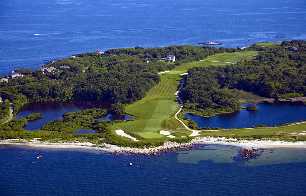 Fishers Island                           Fishers Island, N.Y.                           No. 28 World, No. 18 U.S.