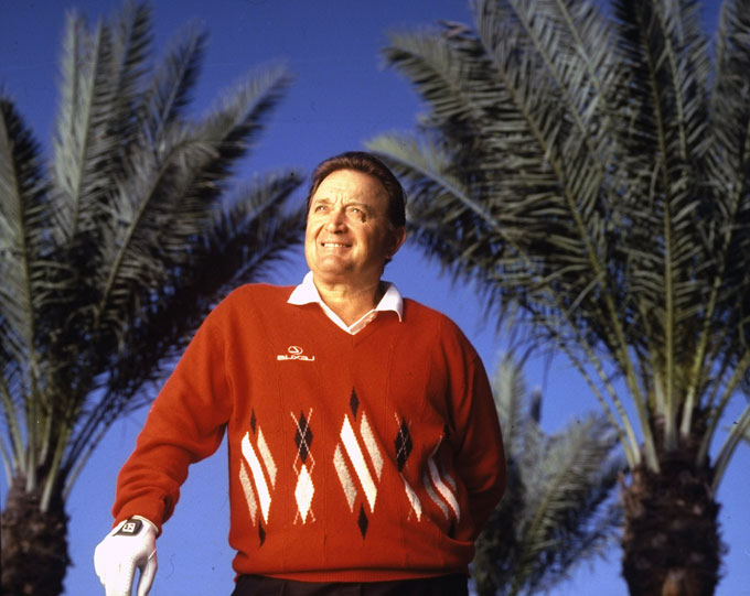 Ray FloydCareer Earnings: $5,323,075 Ray Floyd appears to be enjoying the sunshine and palm trees on a remote island. Horschel now owns the island.