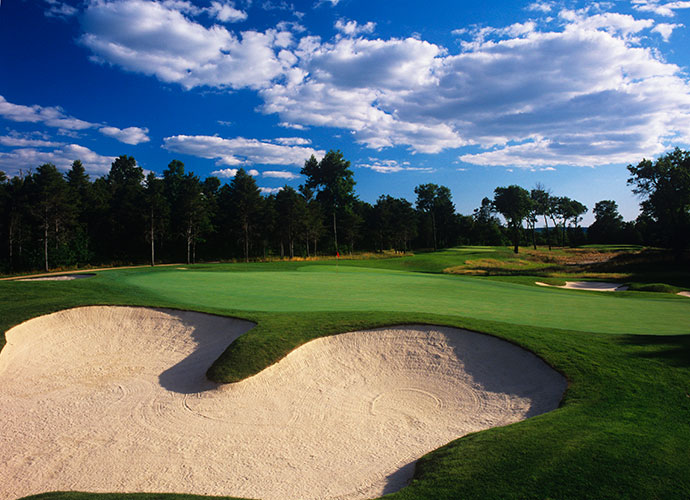 Forest Dunes Golf Club Roscommon, Mich.; Tom Weiskopf (2002) -- $69-$149, forestdunesgolf.com
