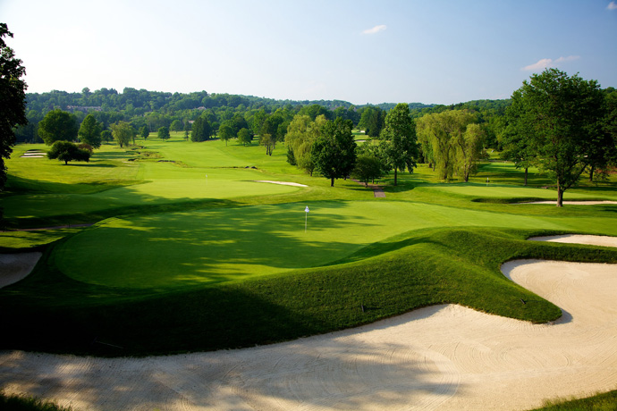 Fox Chapel, No. 88 U.S.                       In and around Pittsburgh, Oakmont dominates the talk of great local courses, but Fox Chapel has entered the discussion. Tom Lehman recently tabbed Fox Chapel as one of the three best courses on the Champions Tour — it hosted the 2012 and 2013 Constellation Senior Players Championship — and our panelists agree.