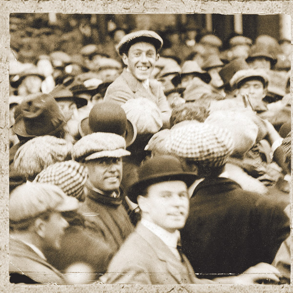 Good luck selling this script to Hollywood: Francis Ouimet, a 20-year-old amateur and caddie from the host course, played remarkable golf with 10-year-old Eddie Lowery on his bag. Oiumet shocked the golf world by winning the title in an 18-hole playoff over two of the game's kingpins, Ted Ray and Harry Vardon.