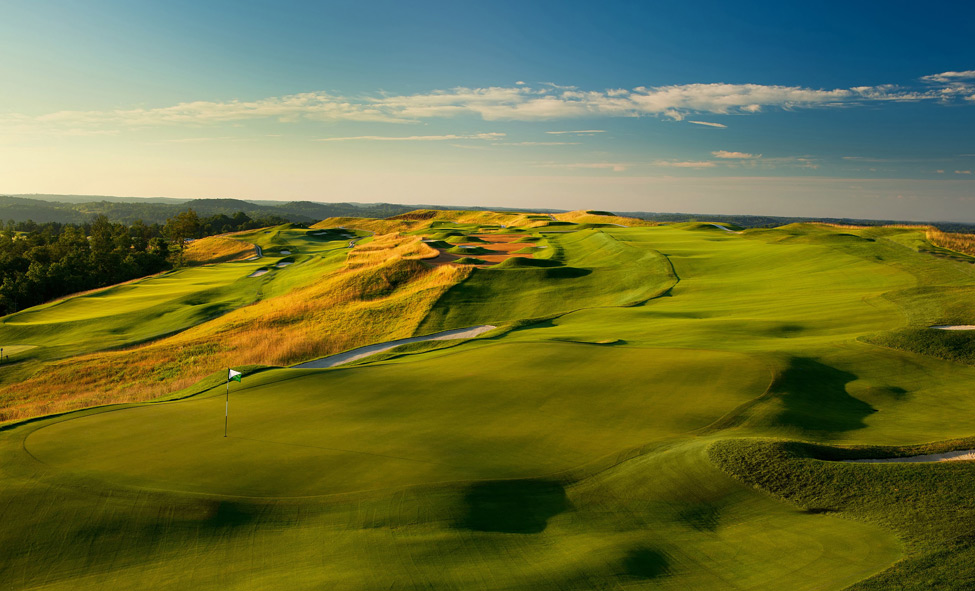 71. French Lick Resort (Pete Dye)                            French Lick, Ind. -- $350-$380, frenchlick.com