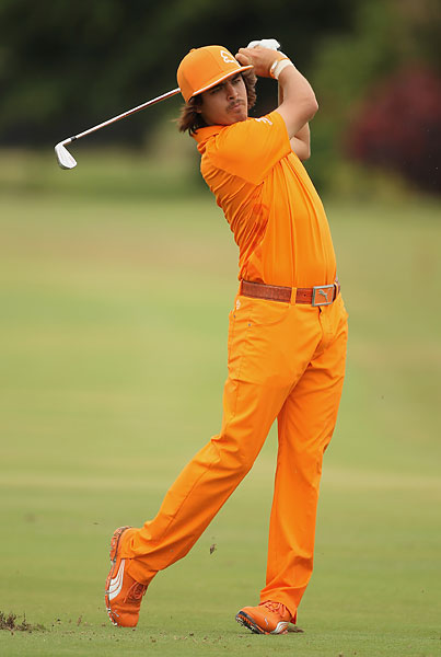 Rickie Fowler has quickly established himself as one of the most recognizable figures on the PGA Tour. With his first Tour win, he gave substance to his flashy style.