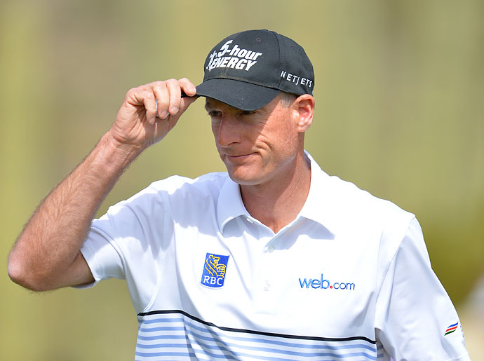 """I've heard rumors of Florida. I don't know where the heck we would go in Florida. Seems like we already play every city in Florida.""                             --Jim Furyk on where the Match Play Championship might move to in 2015."