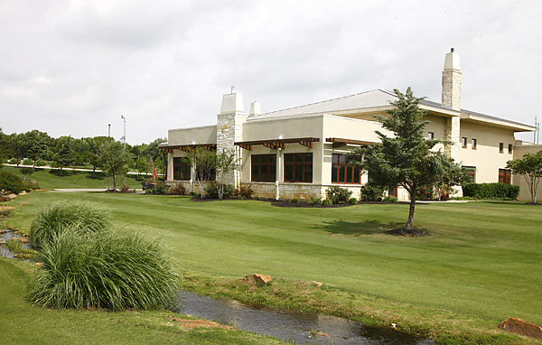 The clubhouse sits less than 20 miles from the team's home field.