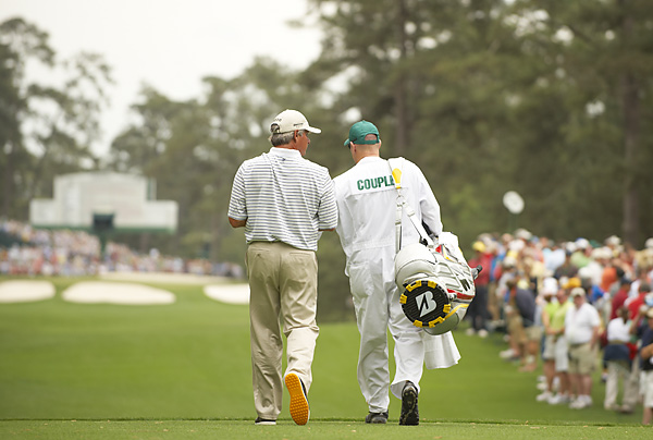 Fred Couples and Joe LaCava                           Joe LaCava and Fred Couples have been talking baseball, football, hockey — and sometimes golf — for more than 20 years.