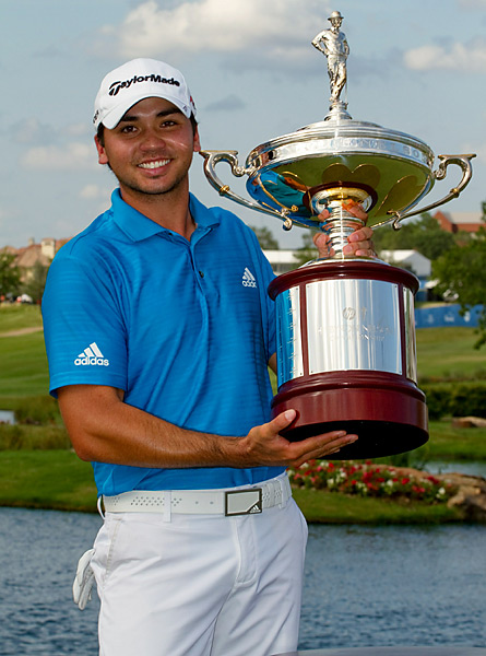 Jason Day fought through a rocky final round for a 2-over 72, but it was good enough to give the 22-year-old Australian the first win of his PGA Tour career.