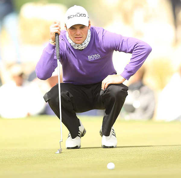 When the world rankings are updated this week, Kaymer will take over the No. 1 spot for the first time in his career.