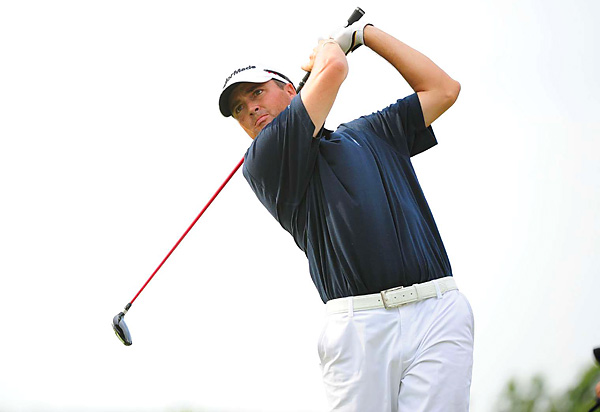 Ryan Palmer shot a Sunday 69 to finish alone in second place.