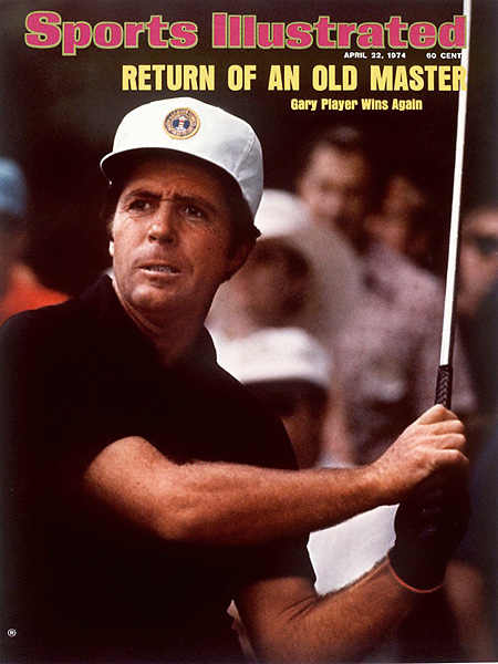 7. The 1974 Masters                       Player beat Dave Stockton and Tom Weiskopf by two shots for his first of two major titles in 1974. It was the only year that Player won multiple majors.