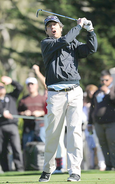Former 'Hank Haney Project' protege Ray Romano returned to Pebble Beach last week.