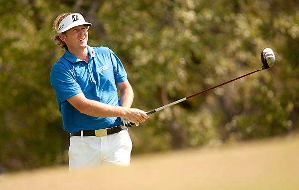 Brandt Snedeker finished fourth after a 71.