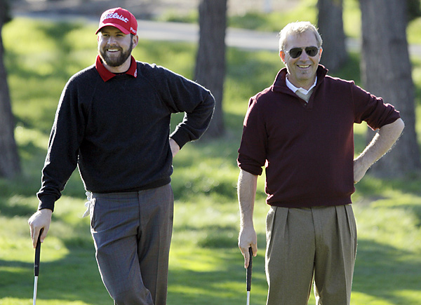 D.J. Trahan and Kevin Costner are paired together this week.