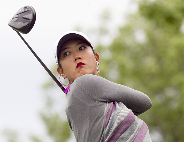 Wie was the defending champion at the event.