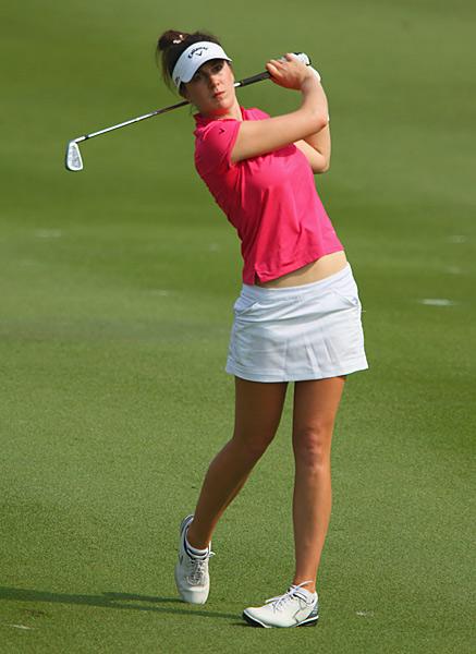 Gal at the 2011 Sime Darby LPGA Championship.