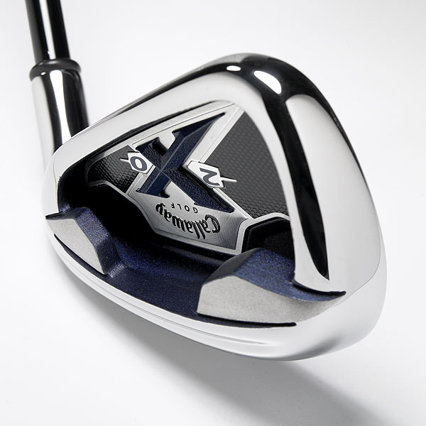 "Callaway X-20                       $699, steel; $899, graphite; callawaygolf.com                                              • Go to Equipment Finder profile to tell us what you think and see what other GOLF.com readers said about this club.                       We tested: 3-PW in X-20 Men's graphite shaft                                              Company line: ""Progressive 'wall reduction system' lowers the center of gravity by 6 percent versus X-18 for improved feel and playability. Extreme 'notch weighting' redistributes more weight to perimeter to create a high MOI for greater forgiveness and more stability. ""                                              Our Test Panel says: This is the anti-right club — repeating shot is a high draw; very good length on center hits; covers up mis-hits with little distance loss; smooth, muted feel with graphite shafts; lacks distinct feedback on misses.                                              The words 'miss' and Callaway X-20 rarely collide. But when you do miss, you'll end up okay. — Jon Kotraba"