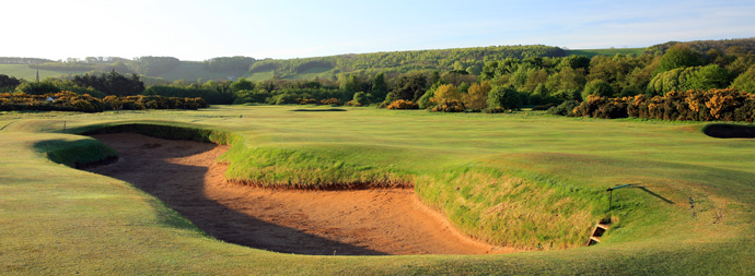 84. Ganton                           Ganton, England                           More Top 100 Courses in the World: 100-76 75-5150-2625-1