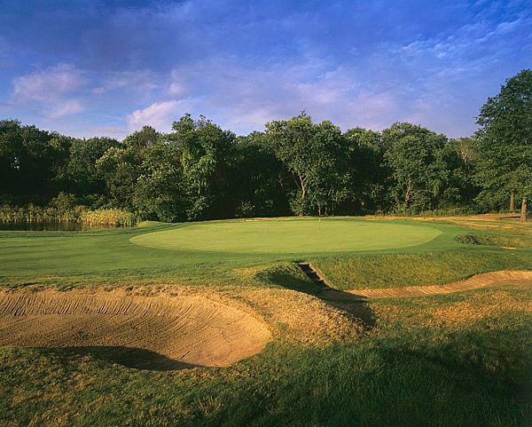 Garden City Golf Club -- Garden City, N.Y.                       One of the rare male-only golf clubs remaining in the country, it's not a politically viable venue. But the layout itself, which hosted four U.S. Amateurs and a Walker Cup in the early 1900s, seems perfectly ready to be Merion-ized.