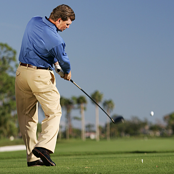 Blast Off!                                                      Tee shots are soaring farther than ever because they're launching faster, spinning slower and climbing higher. Learn why this new trajectory revolutionized the game-- and how it can help yours.                                                       By Alan Bastable