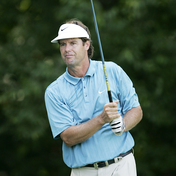 "PAUL AZINGER                                                      Average driving distance: 282 yards                           ""I've made the mistake of trying to hit it higher and it has affected my game. I've gone with longer drivers and it has thrown my timing off and made me less accurate. Technology made it easier to hit it higher, but I am trying to hit it lower. I recognize that, at 47, I don't bomb it anymore."""