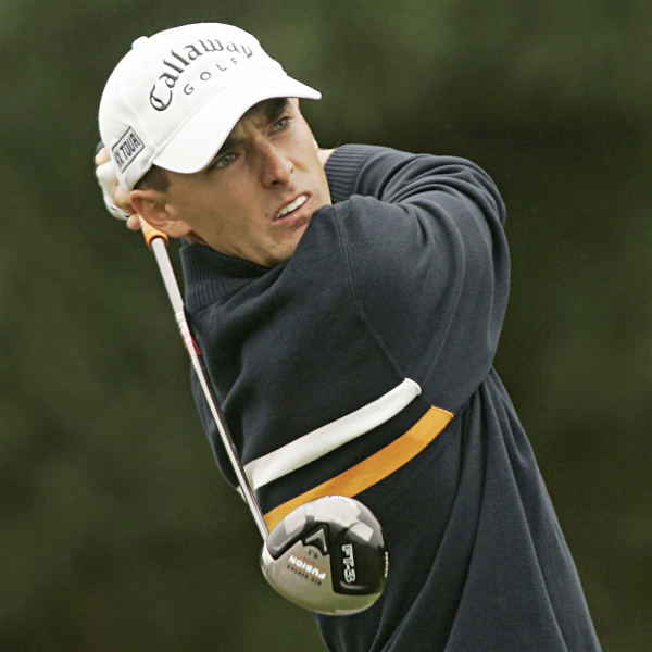 "CHARLES HOWELL III                                                      Average driving distance: 303 yards                           ""When I first came out on Tour, I loved to hit everything hard. That was my best chance of hitting it straight. Now you've got to have the ability to hit the moon ball to stop it on the greens like Tiger does, because greens are getting firmer and pin locations are three paces off the corners."""