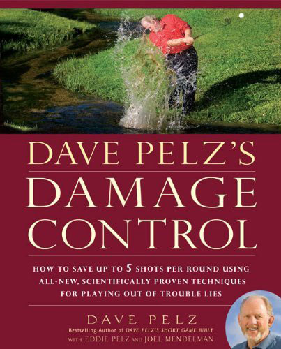 Learn how to save up to five shots per round using all-new, scientifically proven techniques for playing out of trouble lies from Golf Magazine short game guru Dave Pelz. In this new instruction guide ($35), Pelz shows you all the moves you need to recover from trouble and avoid disaster, with full-color photos and drills you can do on your own. Learn more on Amazon.com.