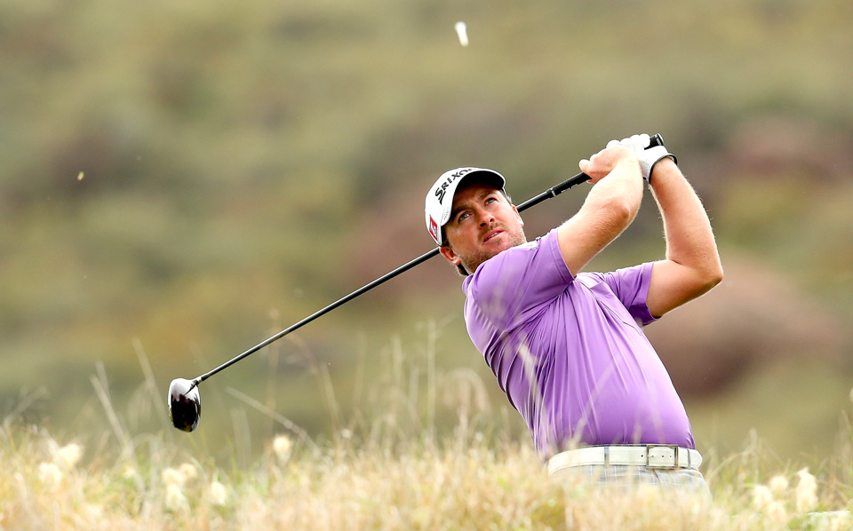 Graeme McDowell hasn't made a bogey in 29 holes, and he leads by two going into the final round.