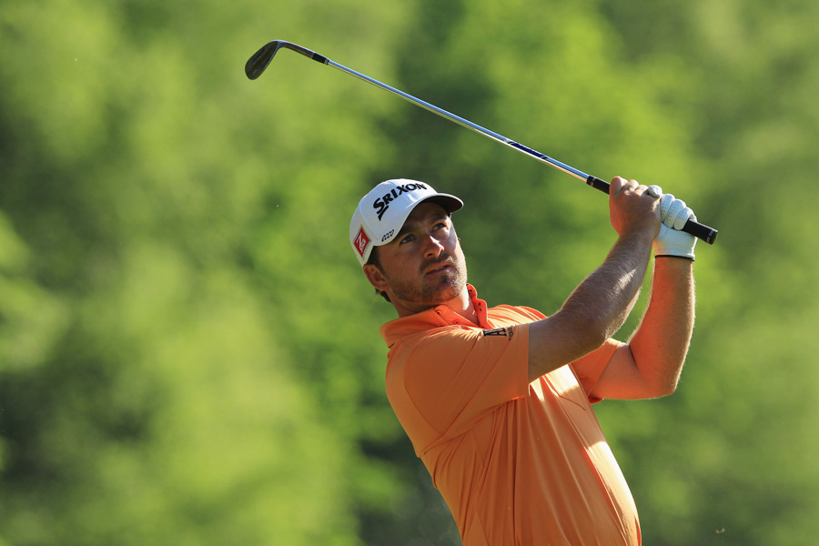 Graeme McDowell missed the cut after rounds of 74-73.