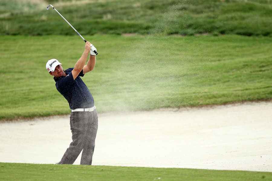 Graeme McDowell missed the cut after rounds of 75-73.