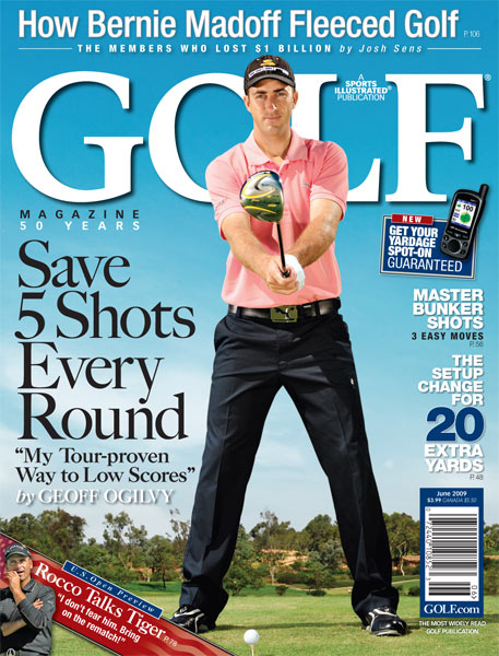 "Golf Magazine Subscription, ($10)                           golf.com/subscriptions                           Give your dad the gift of golf every month with a subscription to Golf Magazine.                           Magazine content featured in every issue:                                                        • ""Your Game"" - over 30 pages of instruction                             • Tips and techniques from GOLF MAGAZINE's Top 100 Teachers                             • Private lessons geared to an individual's level of play                             • All the latest equipment, tested and reviewed                             • ""Trips"" - your guide to planning the perfect golf getaways"