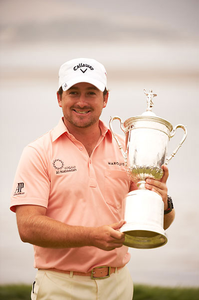 Graeme McDowell, 2010 U.S. Open