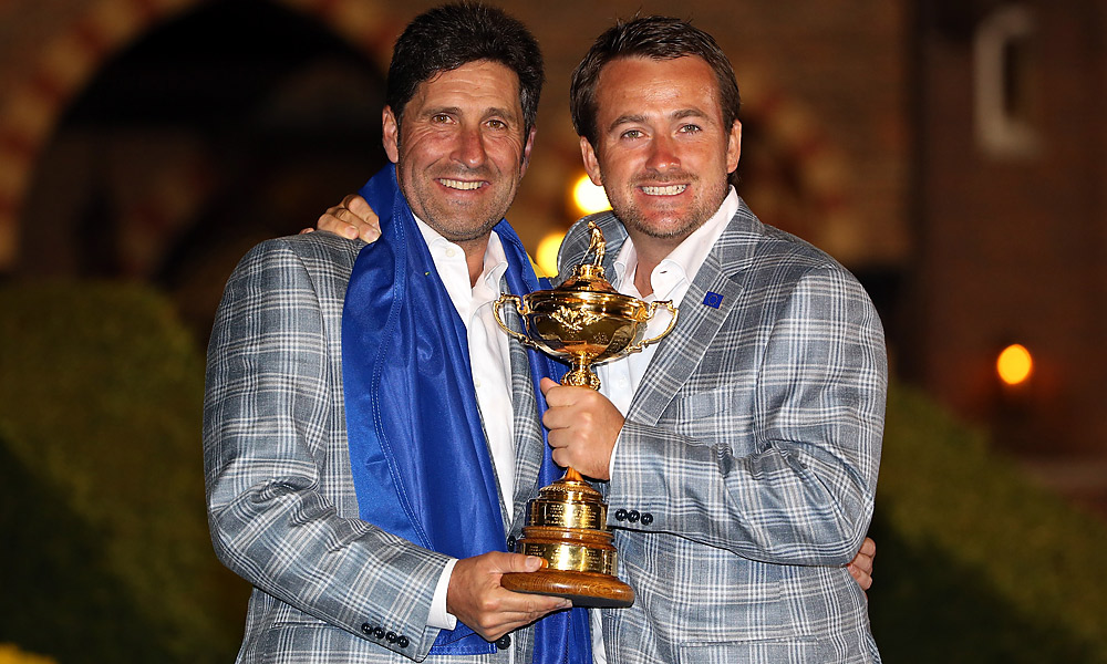 McDowell made his third-straight Ryder Cup team in 2012. While he struggled during the matches at Medinah, going 1-3-0, the European side made a historic comeback on Sunday to retain the Cup.