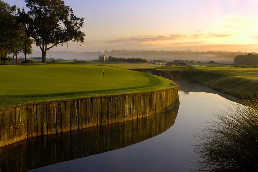 Grand Cypress New Course, Orlando, Fla.: Jack Nicklaus took what he knew about links courses -- that's a lot -- and deftly crafted this enjoyable layout, which opened in 1988.