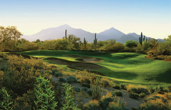Travelin' Joe Passov knows a thing or two about golf courses in the Phoenix area — it's his home turf! He recently completed a guide to the best courses in Phoenix, and there are plenty of great pictures of his recommendations.