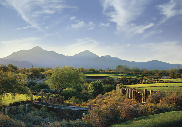 Grayhawk Golf Club | Scottsdale, Ariz.                                   Green fees: $50-$210                                   480-502-1800, grayhawkgolf.com