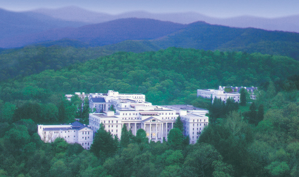 9. The Greenbrier -- White Sulphur Springs, W. Va. -- greenbrier.com