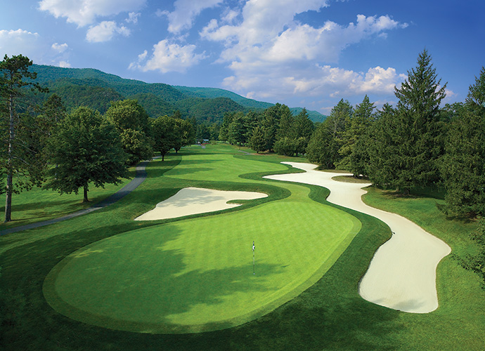 The Greenbrier, White Sulphur Springs, W. Va. 855-453-4858, greenbrier.com: The Greenbrier is an old reliable among our Platinum winners -- it just exudes tradition. Yet its golf greatness derives from the fact that it never stands still. Consider the 101-year-old Old White TPC course, one of the few C.B. Macdonald masterworks open to the public. The course was lovingly restored by Lester George in 2006, and more recently it was further toughened up to challenge the big boys on the PGA Tour, in the Greenbrier Classic. Even with its three acclaimed tracks -- the Greenbrier Course hosted the 1979 Ryder Cup, Seve's first -- it's the resort's top-6 rankings in Lodging, Food & Drink and Service that keep it in rarified air.