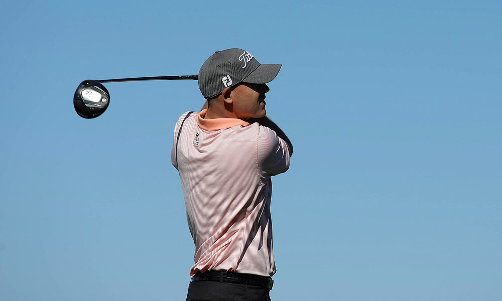 Bill Haas is only one shot back after shooting a 63.