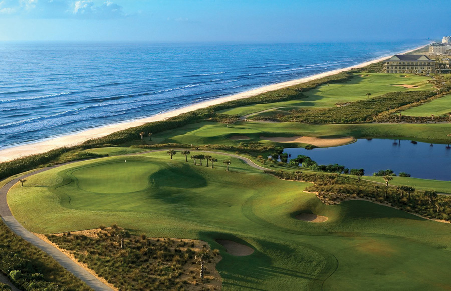 Hammock Beach Resort (Ocean)                            Palm Coast, Fla. -- $115-$169, hammockbeach.com