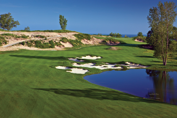 3. The Golf Club at Harbor Shores                           Benton Harbor, Mich.                           6,861 yards, par 71                           Green Fees: $80-$150                           269-927-4653                           harborshoresgolf.com