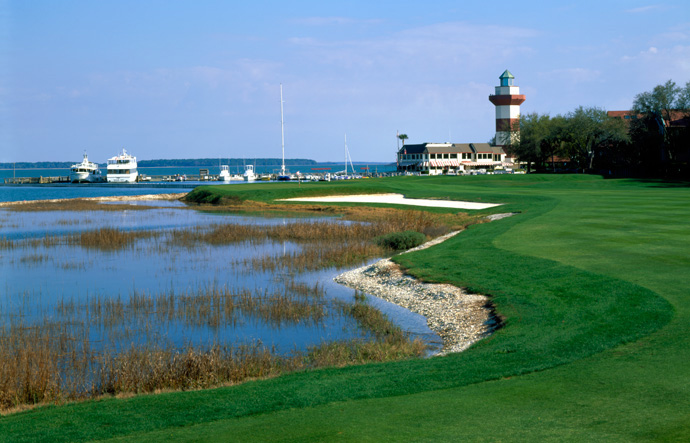 42. Harbour Town                           Hilton Head Island, S.C.More Top 100 Courses in the U.S.: 100-76 75-5150-2625-1