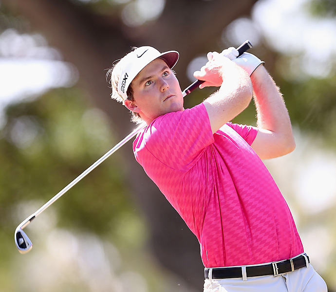 Take a look at the clubs PGA Tour rookie Russell Henley is swinging on the PGA Tour in 2013.