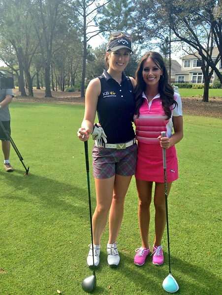 @HollySondersGCThanks @TheSandraGal for a great day #playinglessons