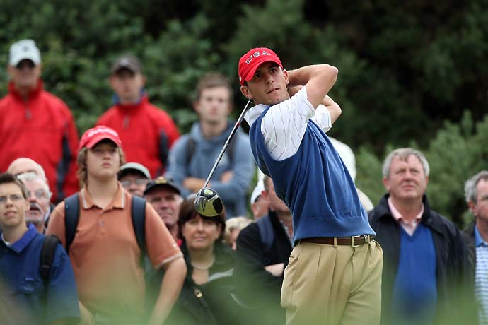 Billy Horschel was part of a stacked 2007 U.S. Walker Cup team -- along with Kyle Stanley and Webb Simpson -- that proved too much for Great Britain and Ireland.