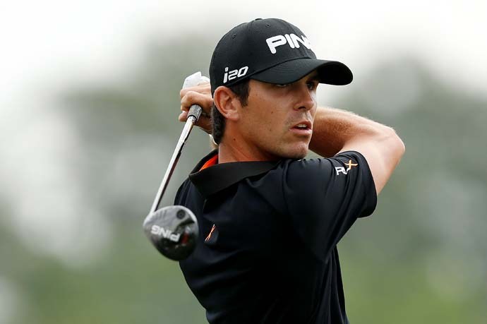 Billy Horschel shot a gutsy 66 on Sunday, but it wasn't low enough to get into the winner's circle.